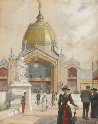 MAURICE LELOIR (PARIS 1853-194