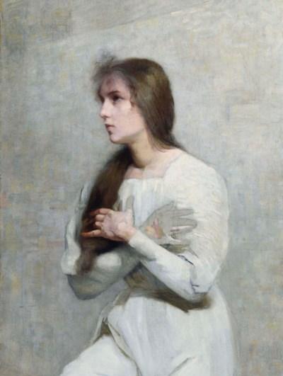 ÉCOLE FRANÇAISE VERS 1880