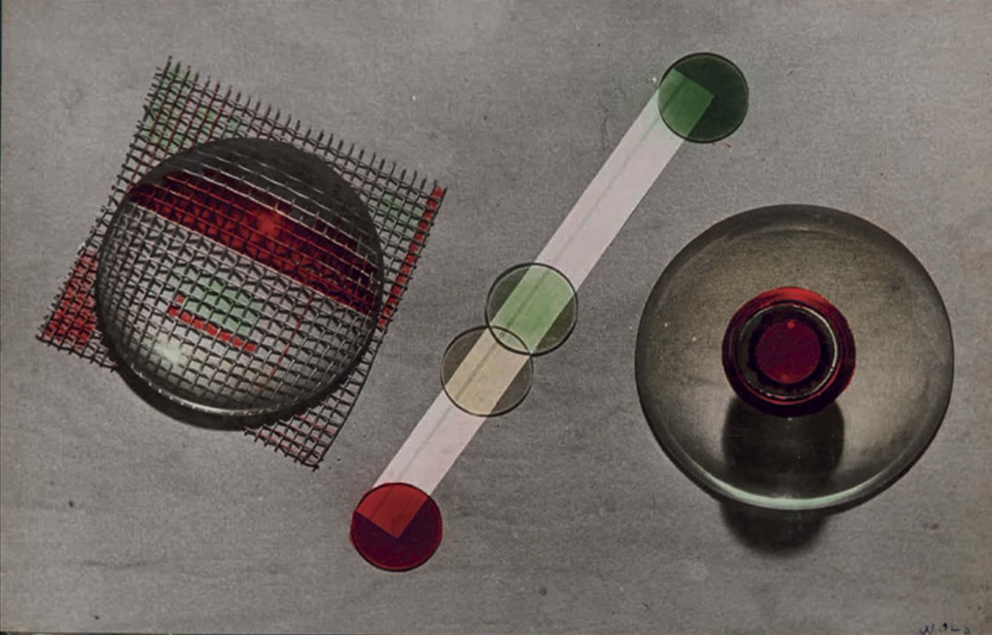 Komposition, vers 1935