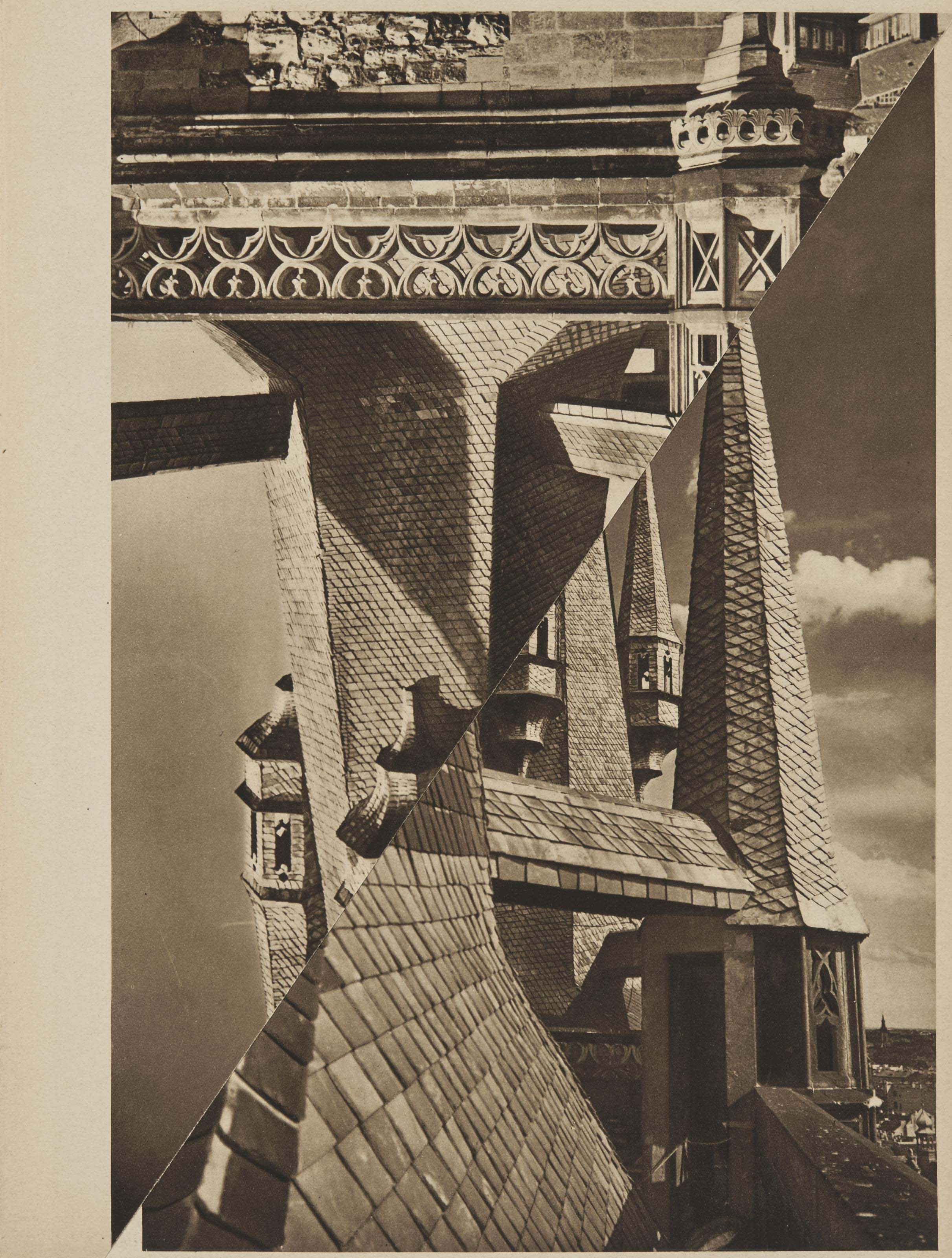 The Bridge XVIII (from the Castle Series), 2008