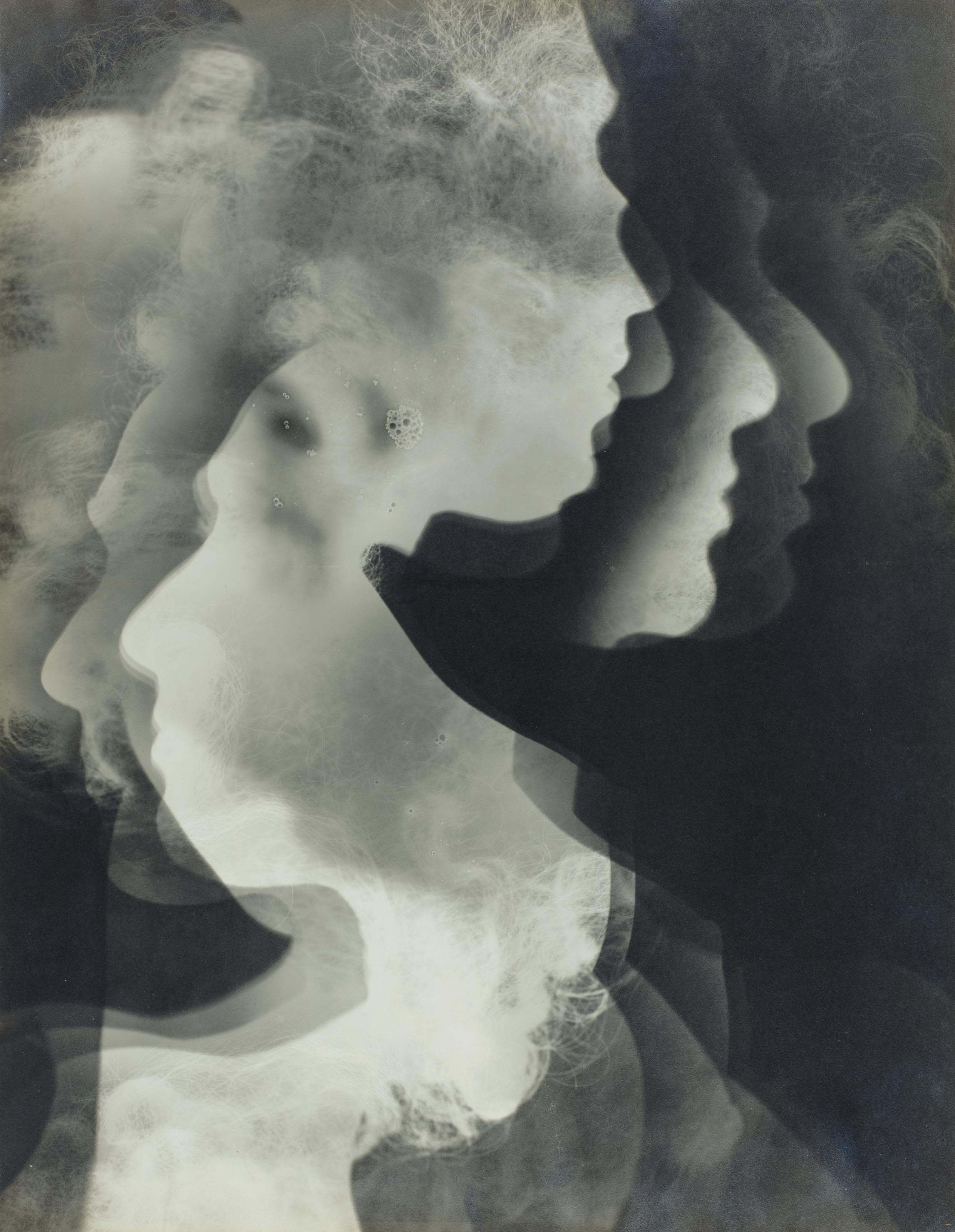Study of Negative/Positive Profiles, vers 1937