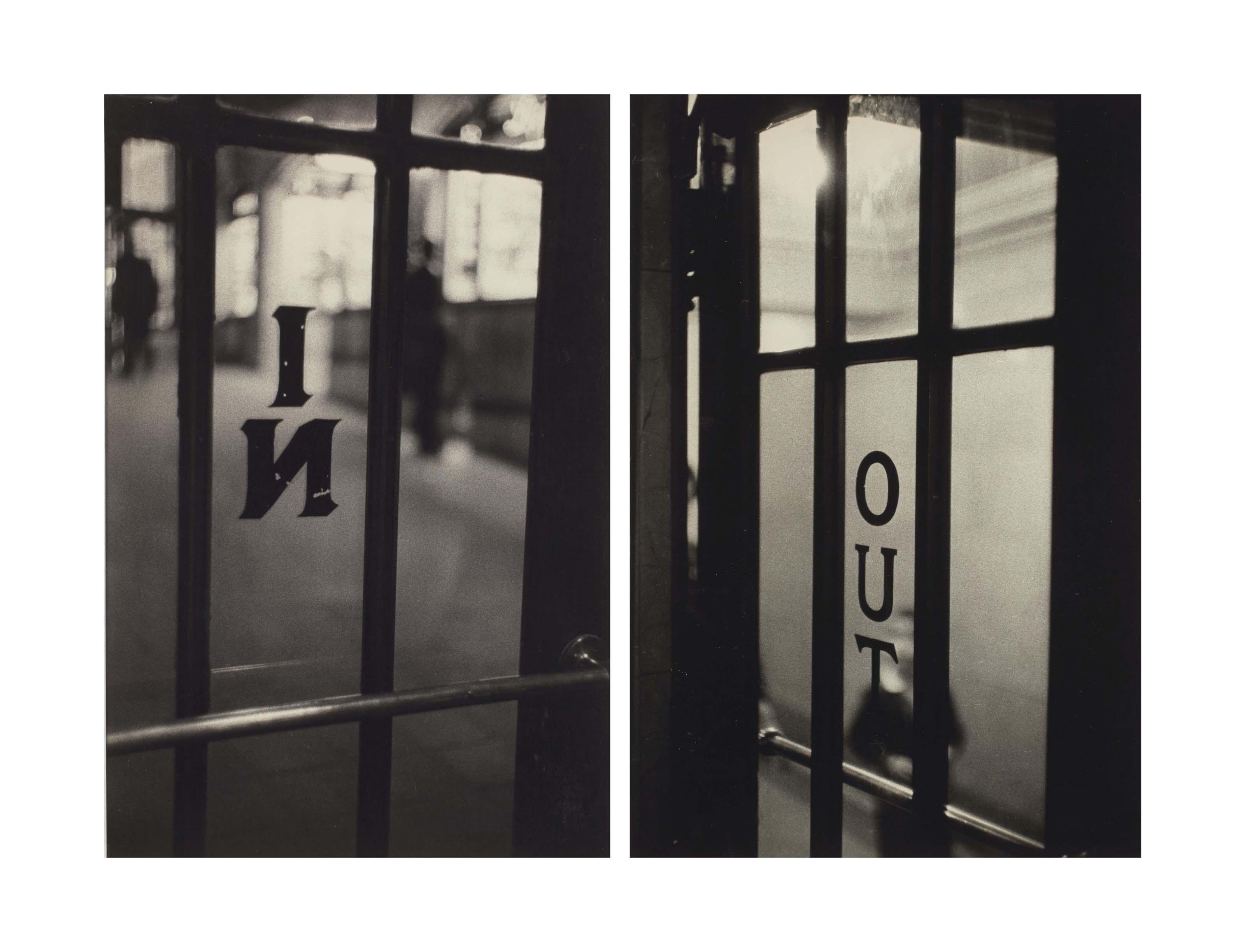 Penn Station, vers 1958