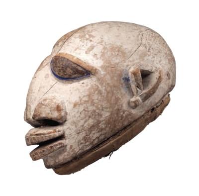 Masque Yorouba, egungun  Yorub