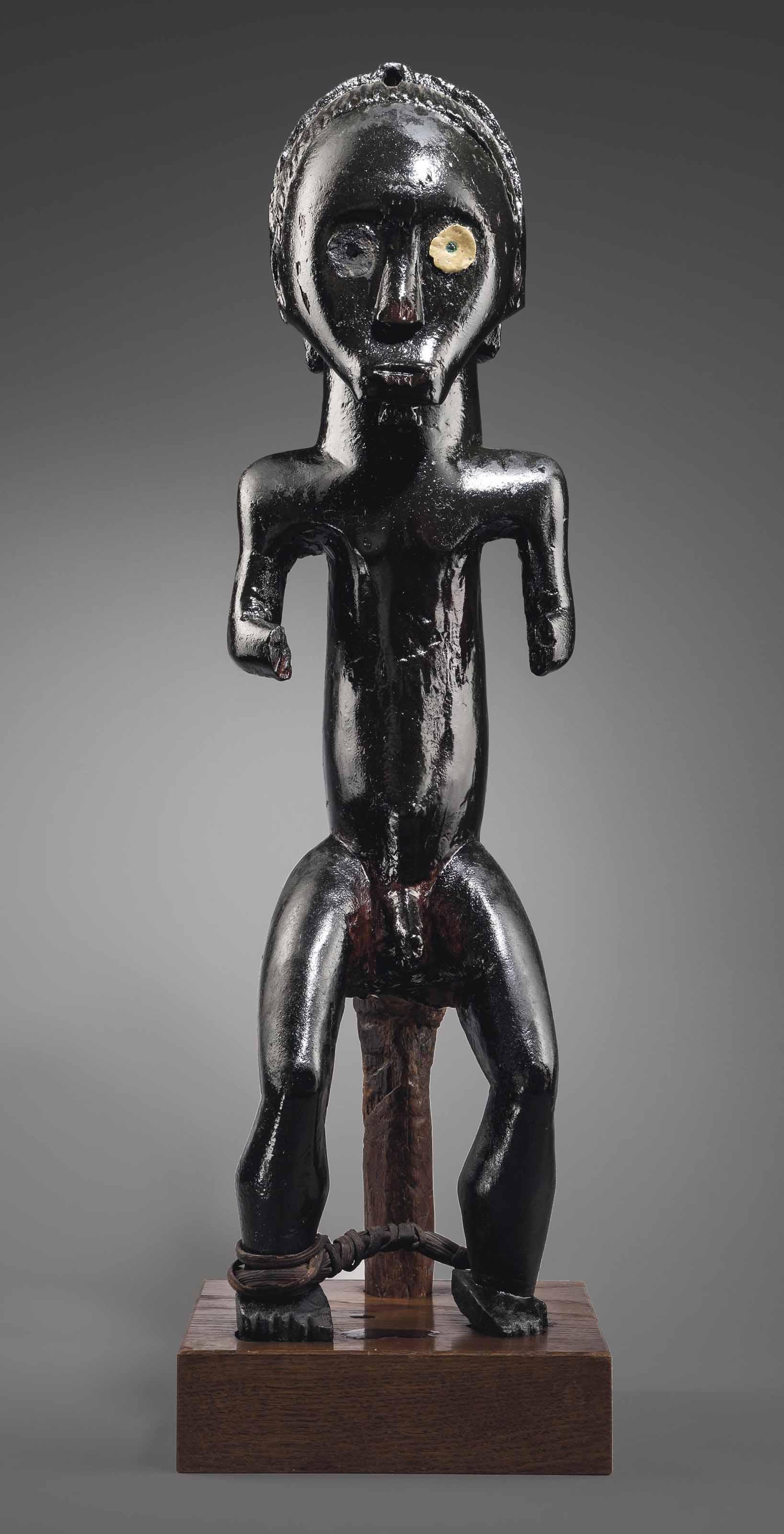 Figure de reliquaire Fang Fang reliquary figure