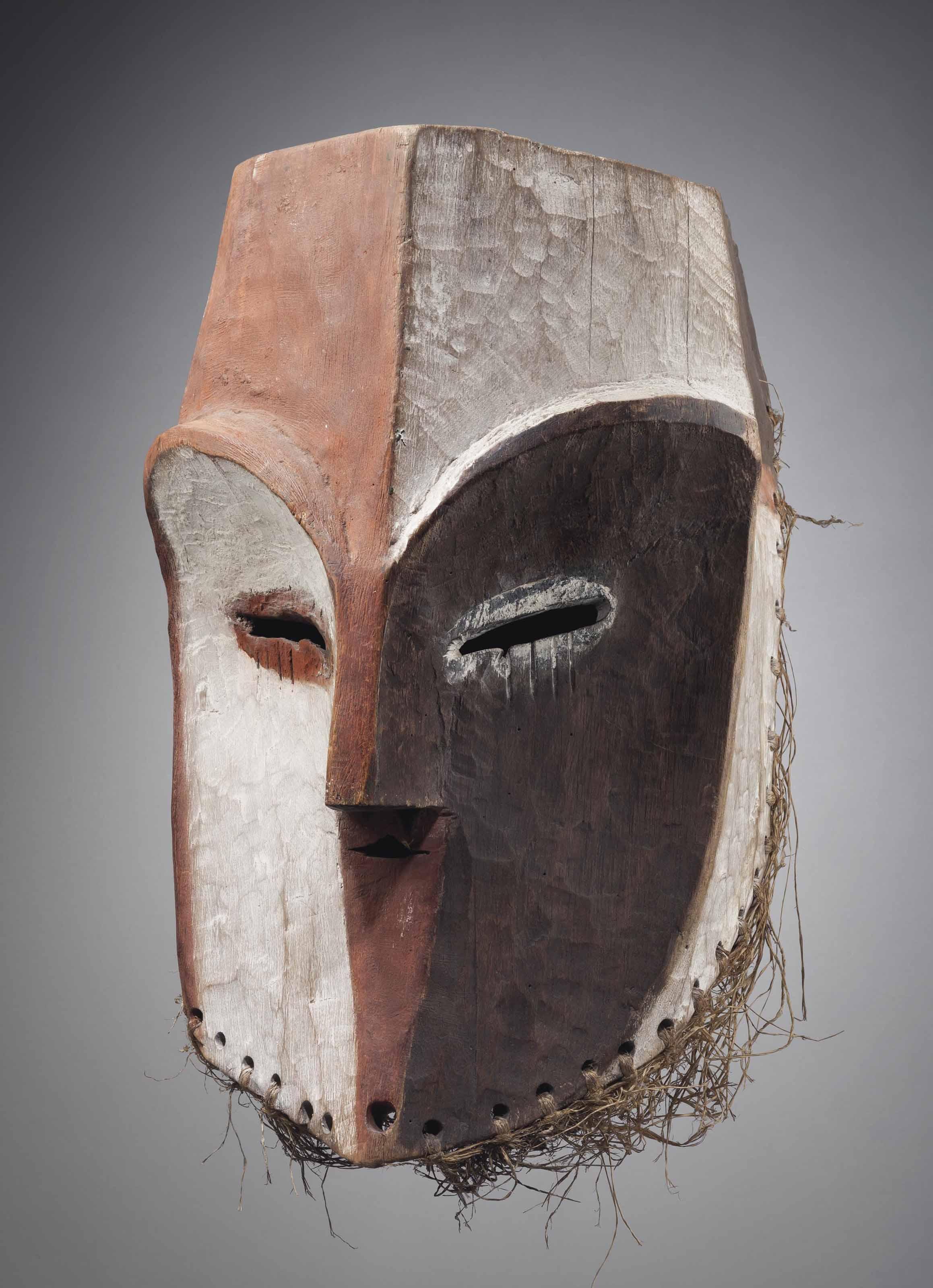 Masque Obamba Obamba mask