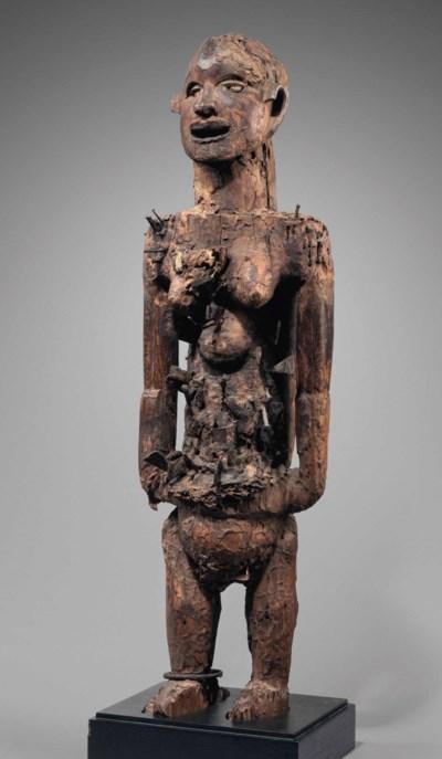 Grande Statue à Clous Kongo Ko