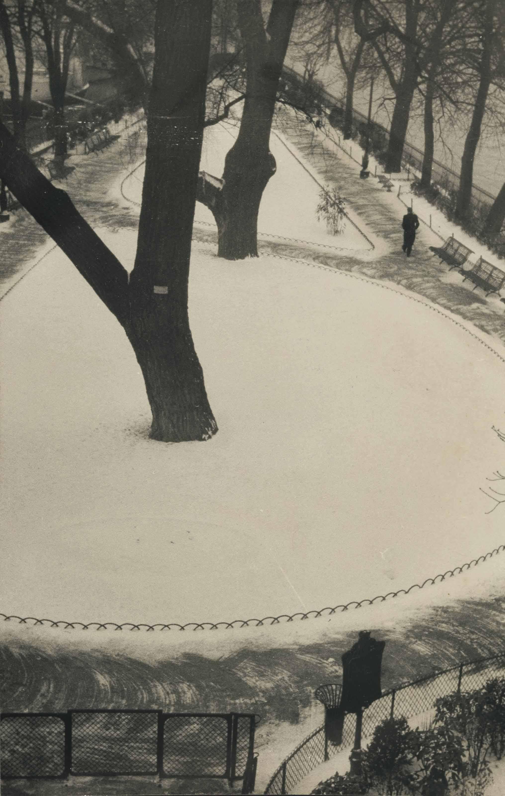 Vert-Galant en hiver, 1929