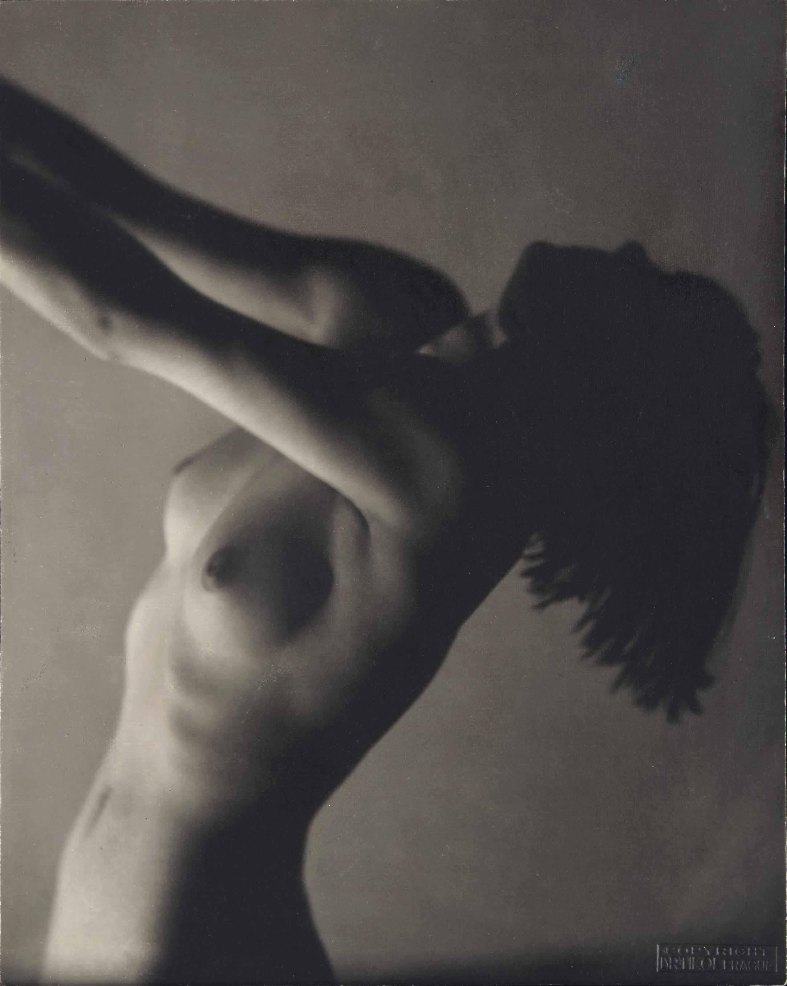 Sans titre, Nu, 1928