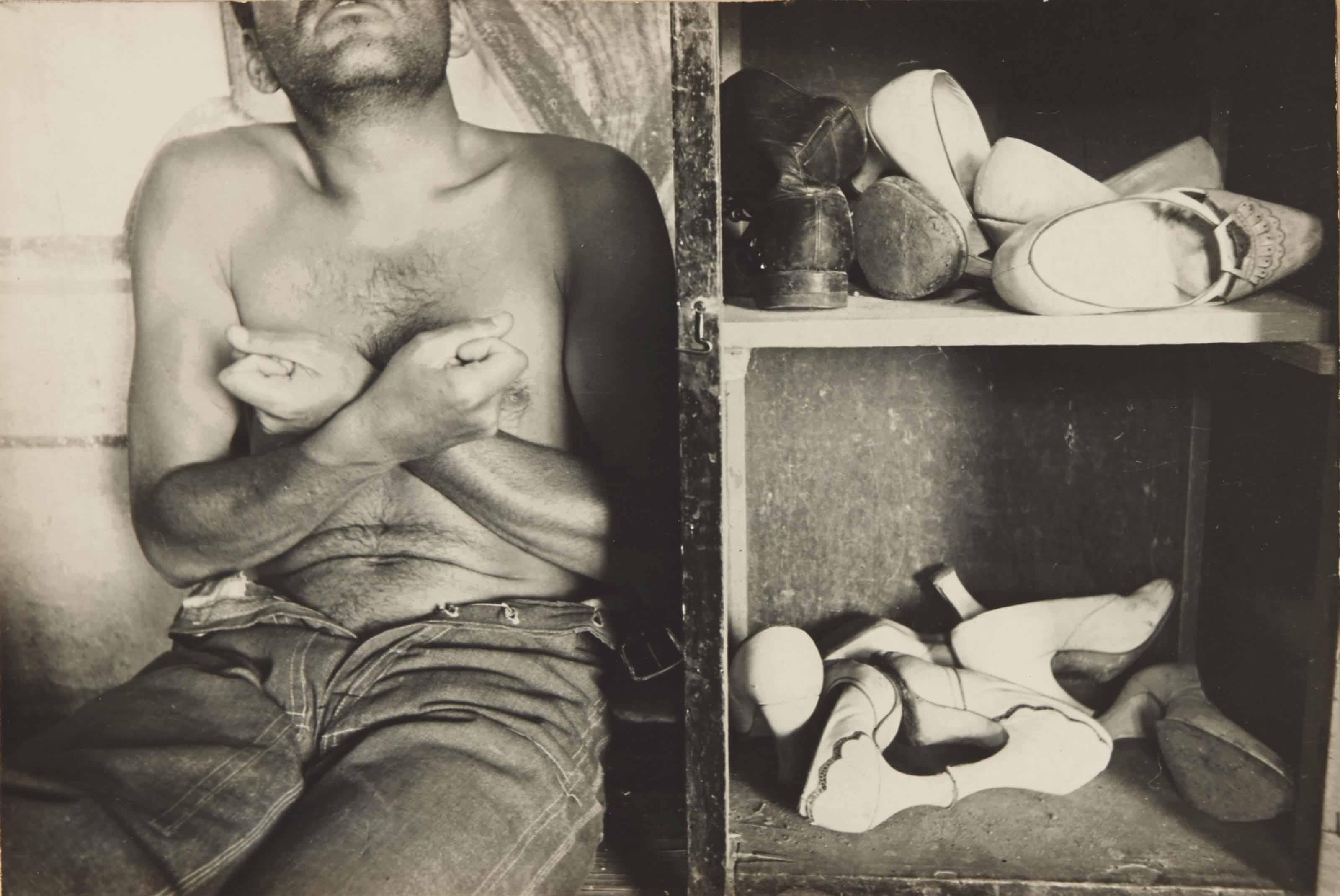 Natcho Aguirre, Santa Clara, Mexique, 1934