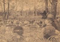 Concert aux Tuileries ou Concert au parc