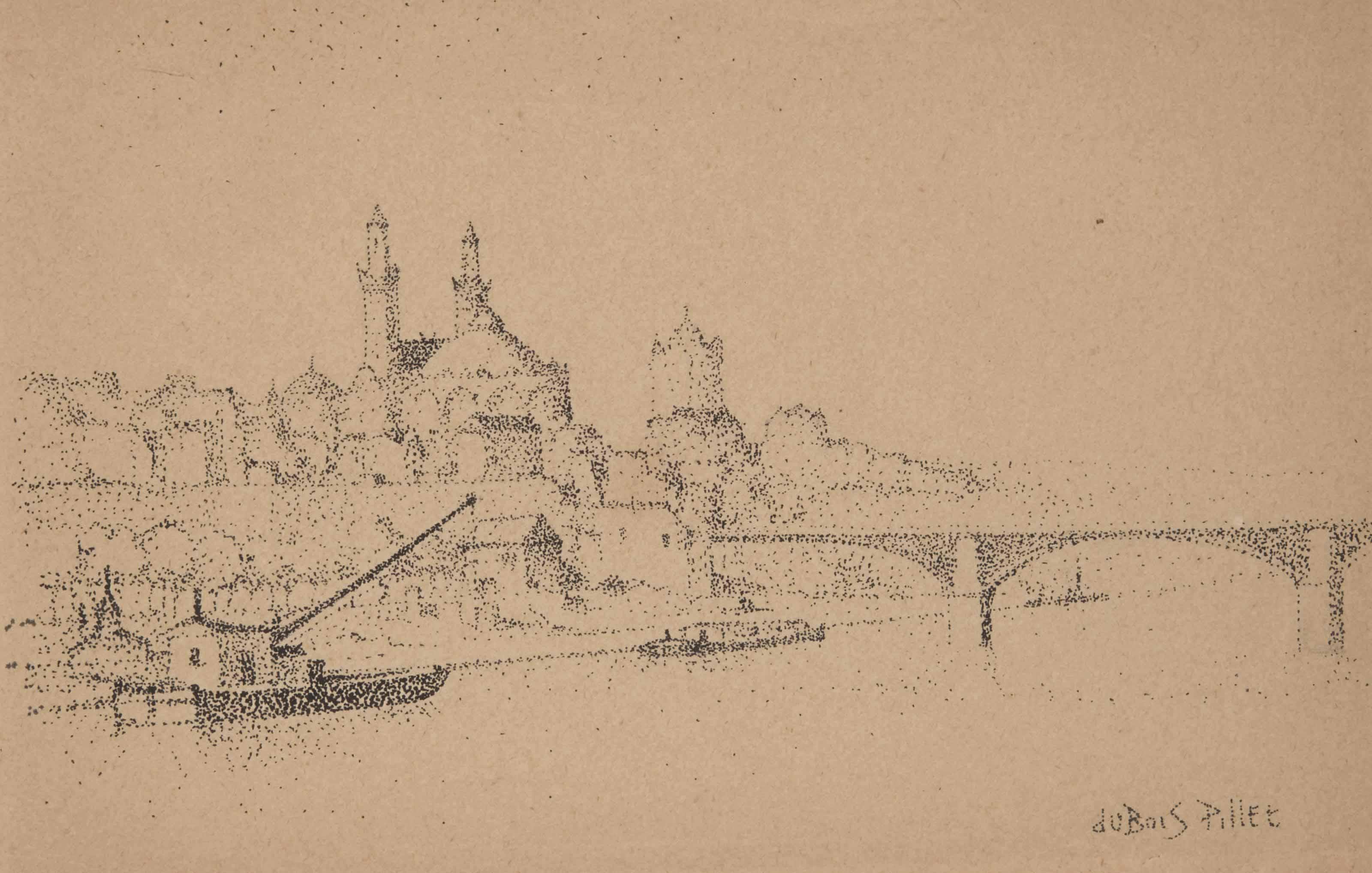 Le Pont d'Iéna et le Trocadéro