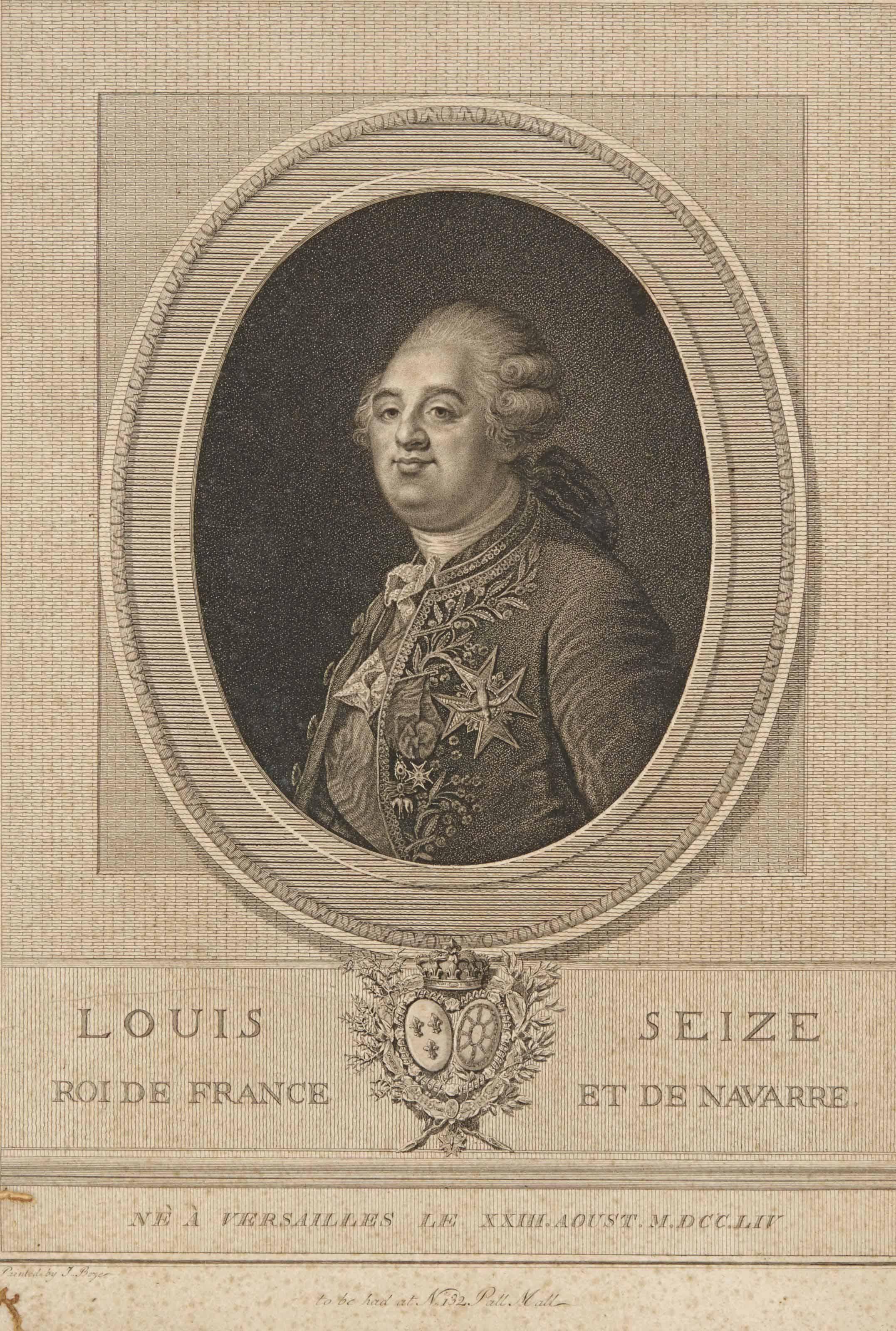 D'APRÈS JOSEPH BOZE (1745-1826