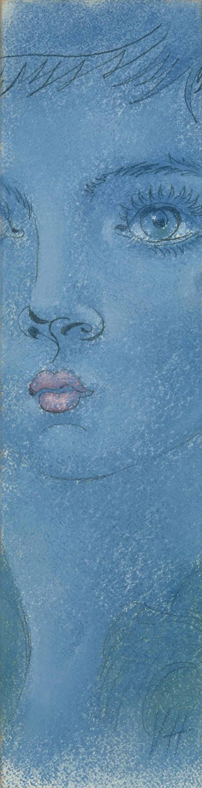 Portrait de Myrtille Hugnet