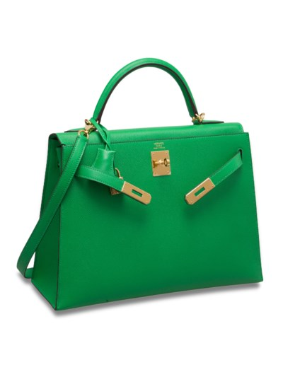 A BAMBOU EPSOM LEATHER SELLIER