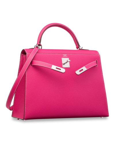 A ROSE TYRIEN EPSOM LEATHER SE
