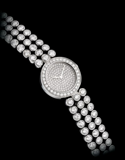 HARRY WINSTON. A LADY'S ELEGAN