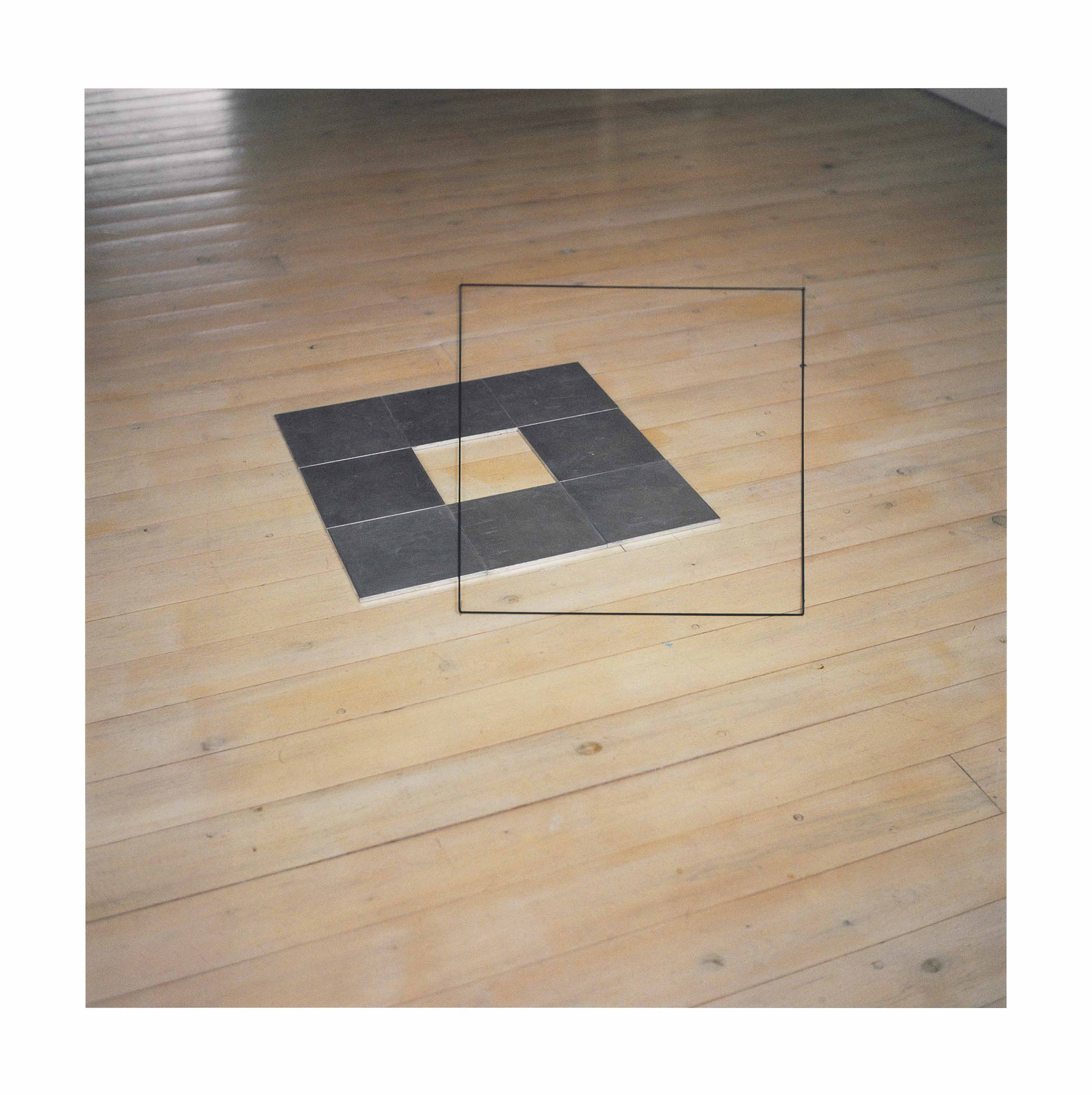 "Perspective Collection ""Carl Andre II"""