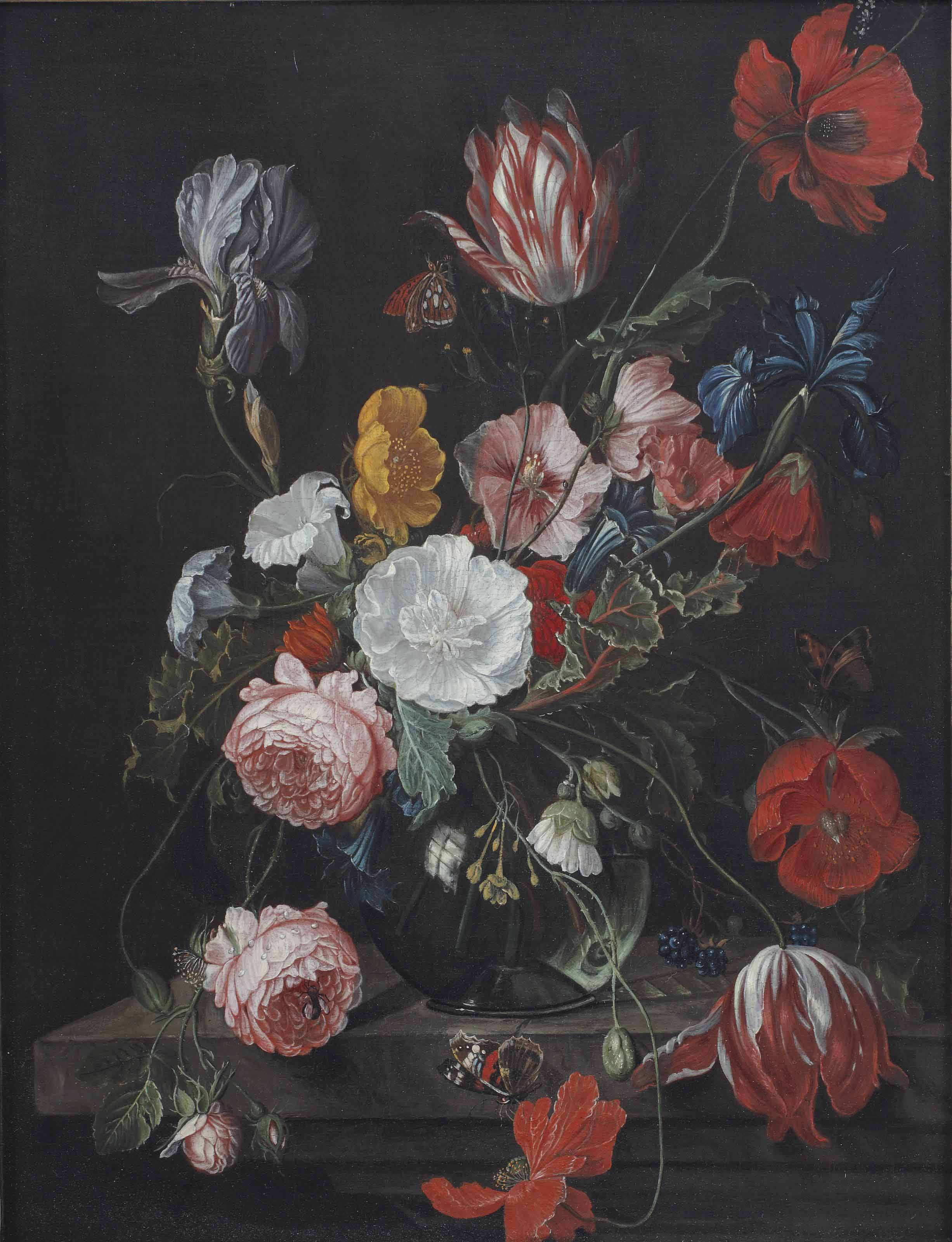 Circle of Cornelis de Heem (Le