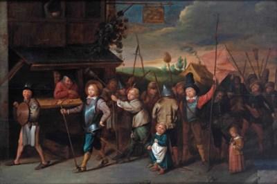 David Rijckaert III (Antwerp 1