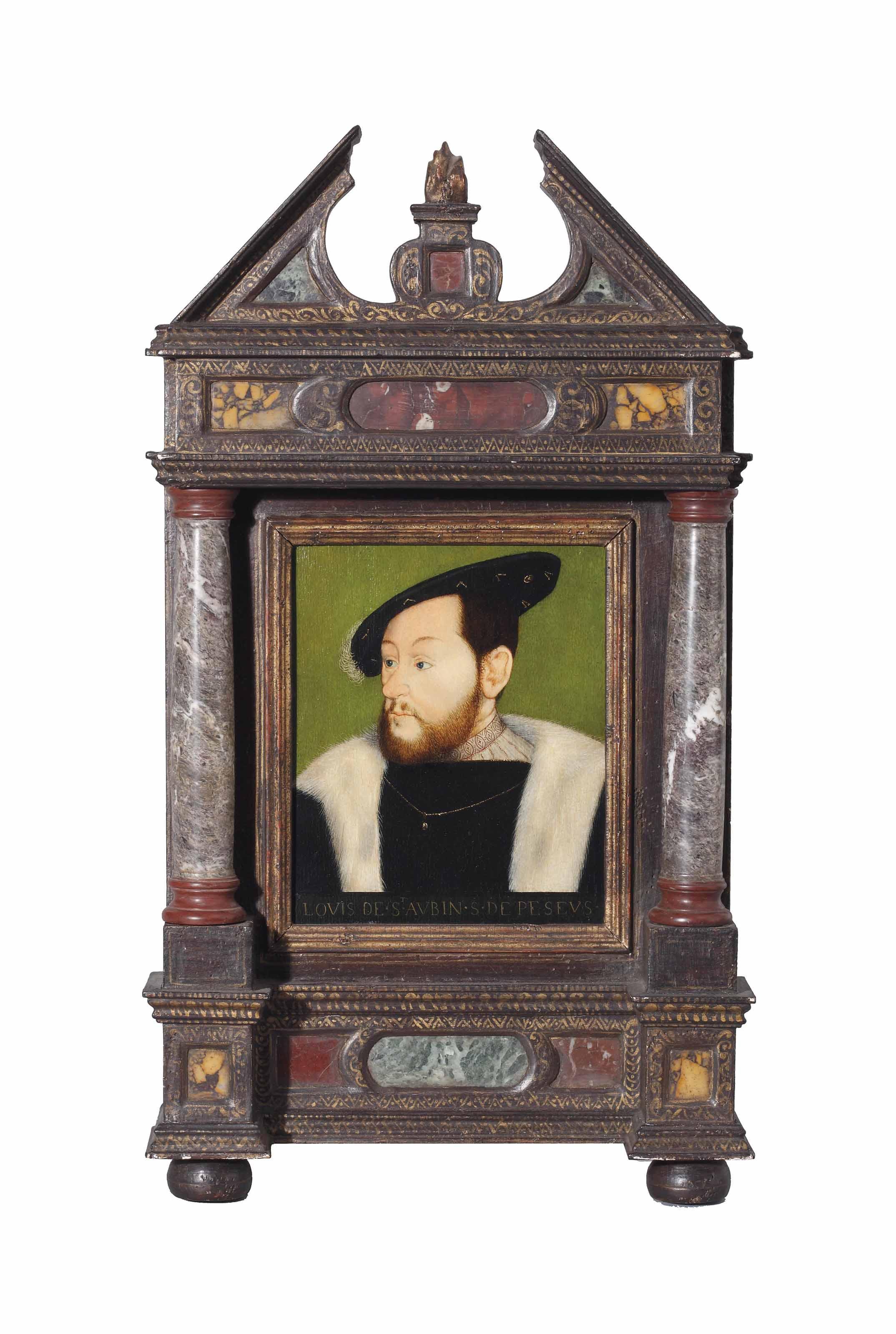 Follower of Corneille de Lyon