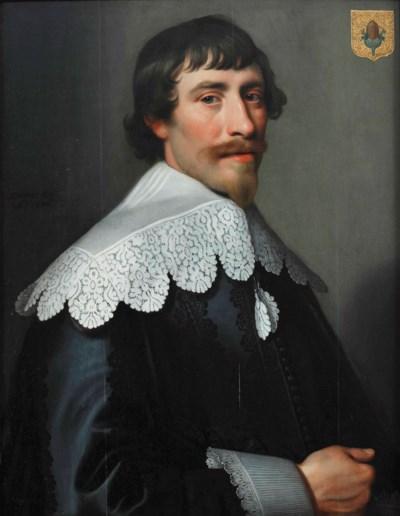 Dutch School, 1636
