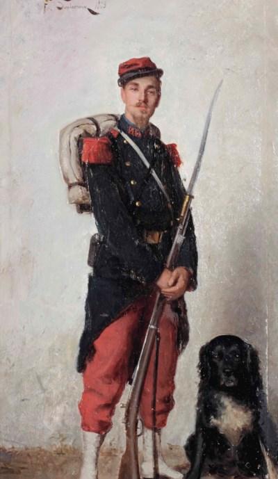 Frédéric Soulacroix (Rome 1858