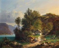 An Austrian landscape