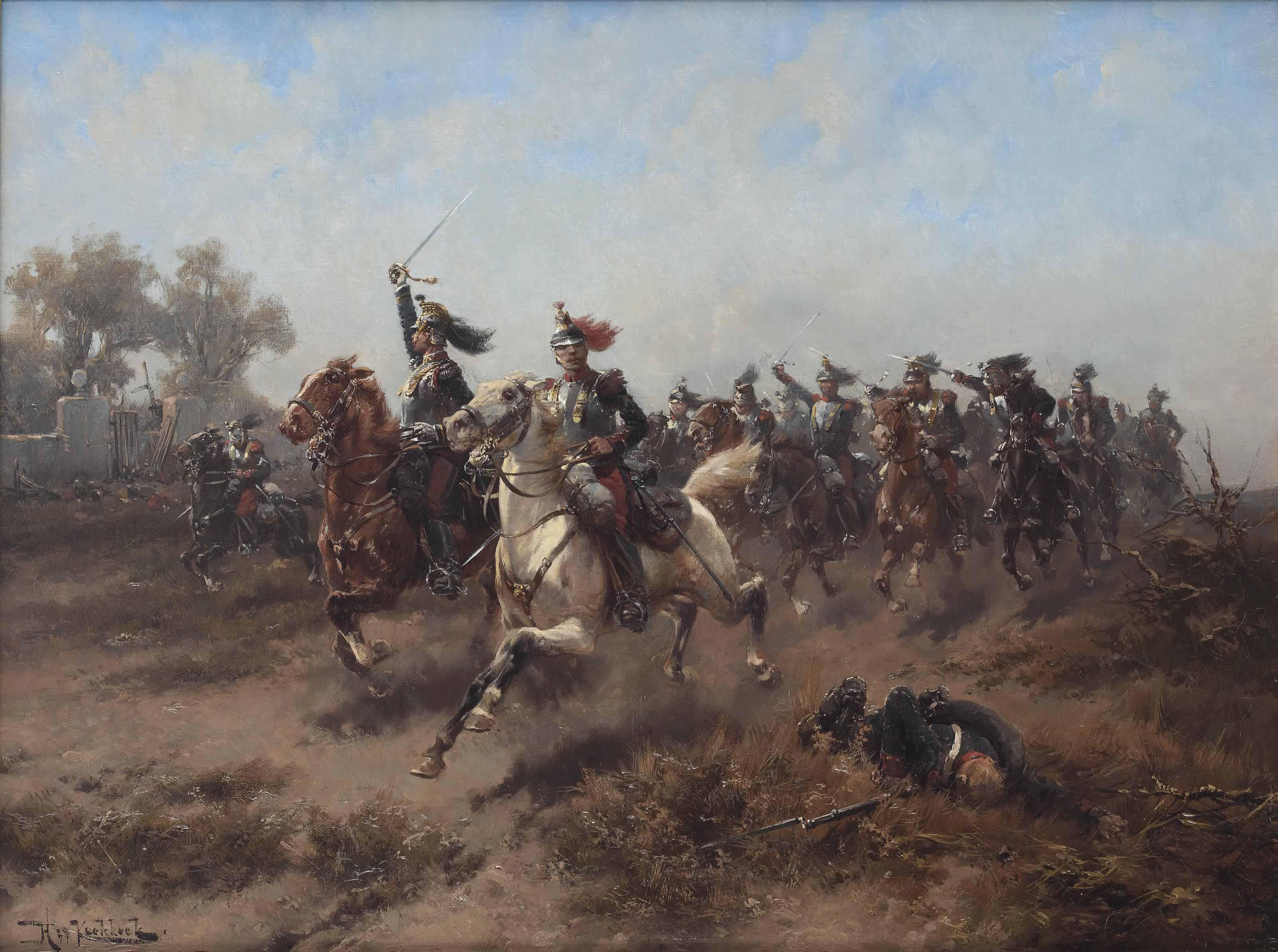 Hermanus Willem Koekkoek (Amst