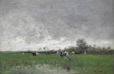 Willem Maris (The Hague 1844-1