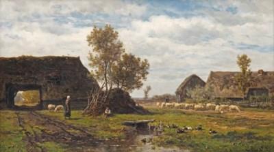 Willem Roelofs (Amsterdam 1822