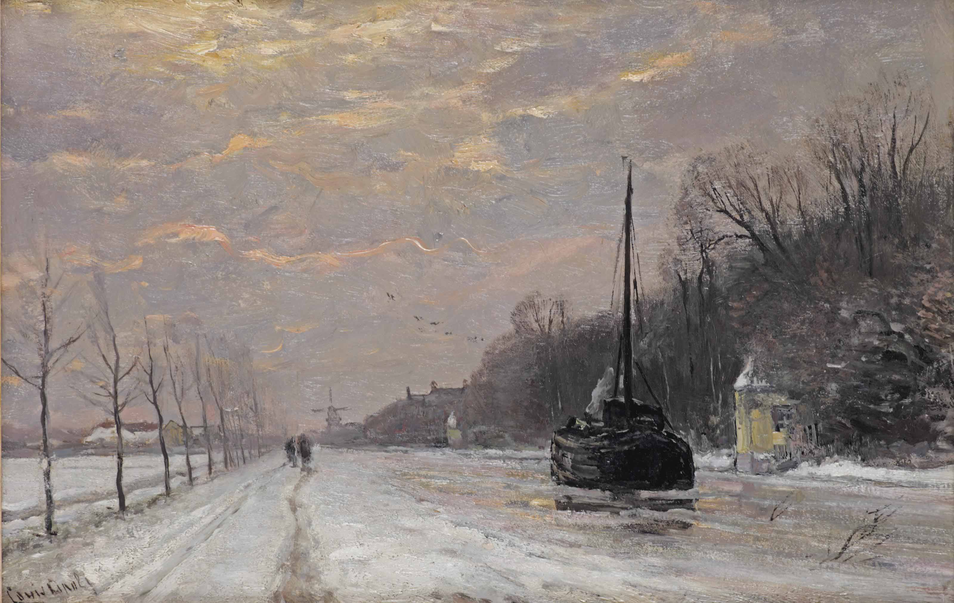 Louis Apol (The Hague 1850-193