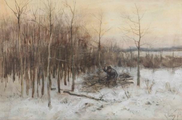 Anton Mauve (Zaandam 1838-1888