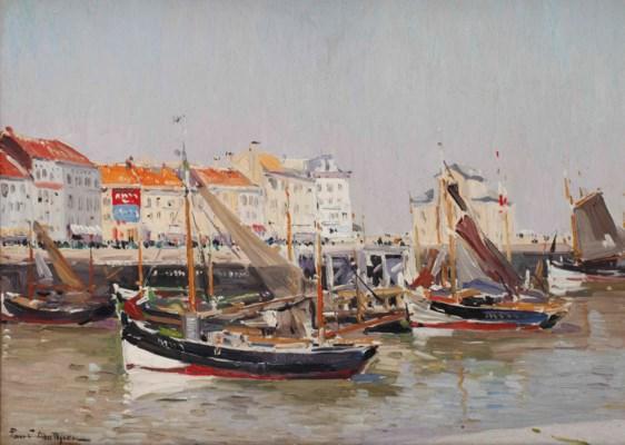 Paul Mathieu (Brussels 1872-19
