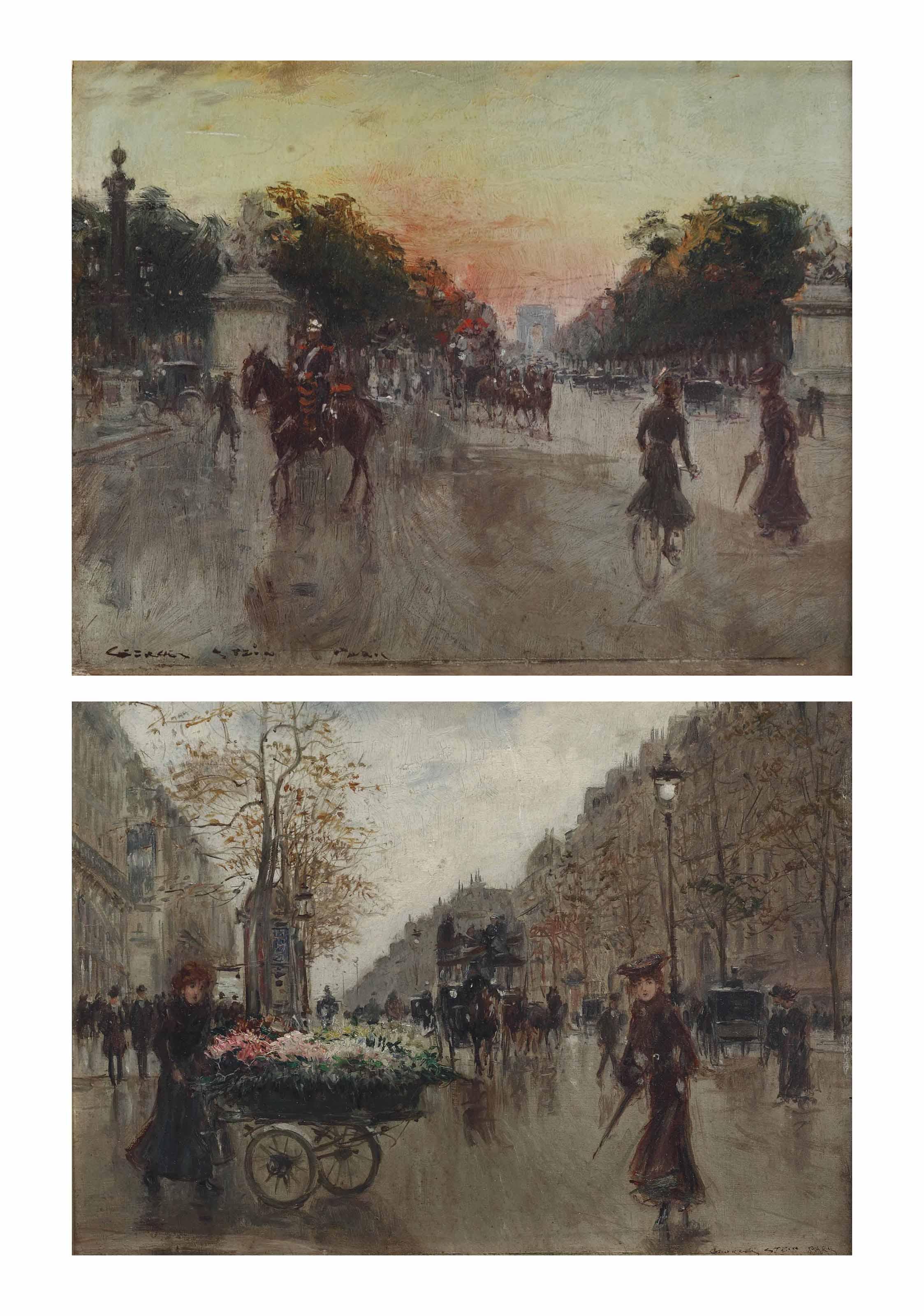 Georges Stein (Paris 1855-1930