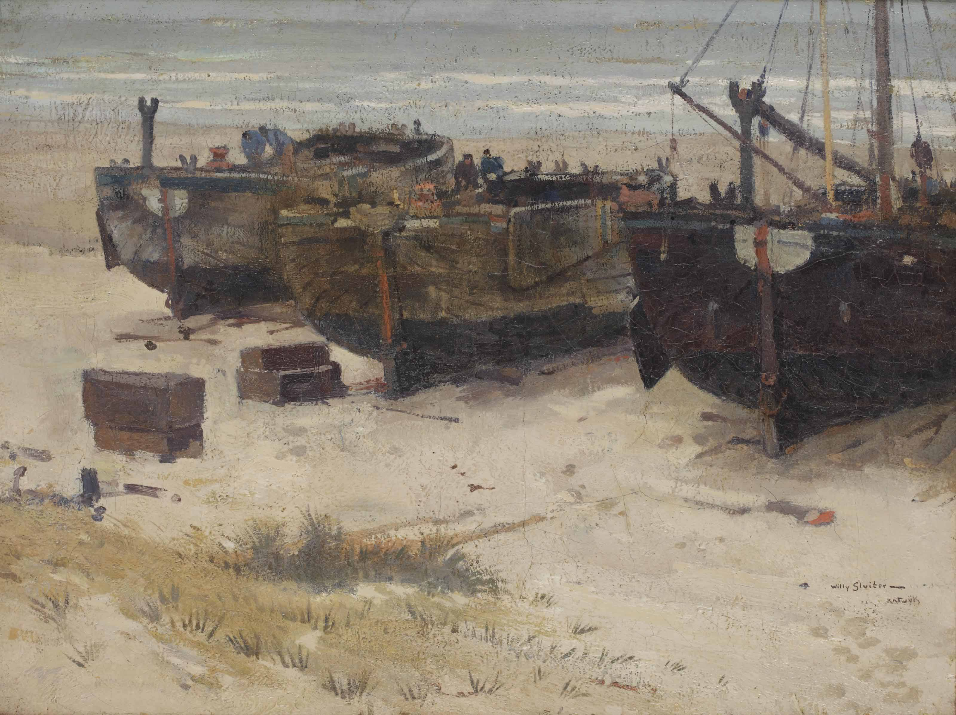 Willy Sluiter (Amersfoort 1873