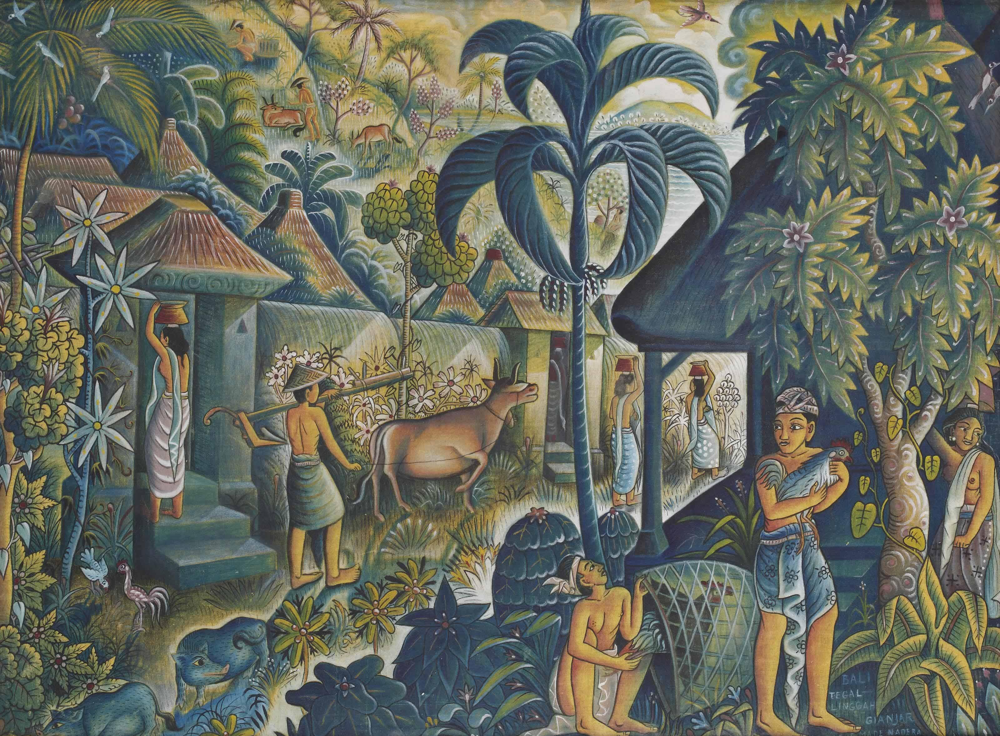 Tegalinggah Gianjar Bali