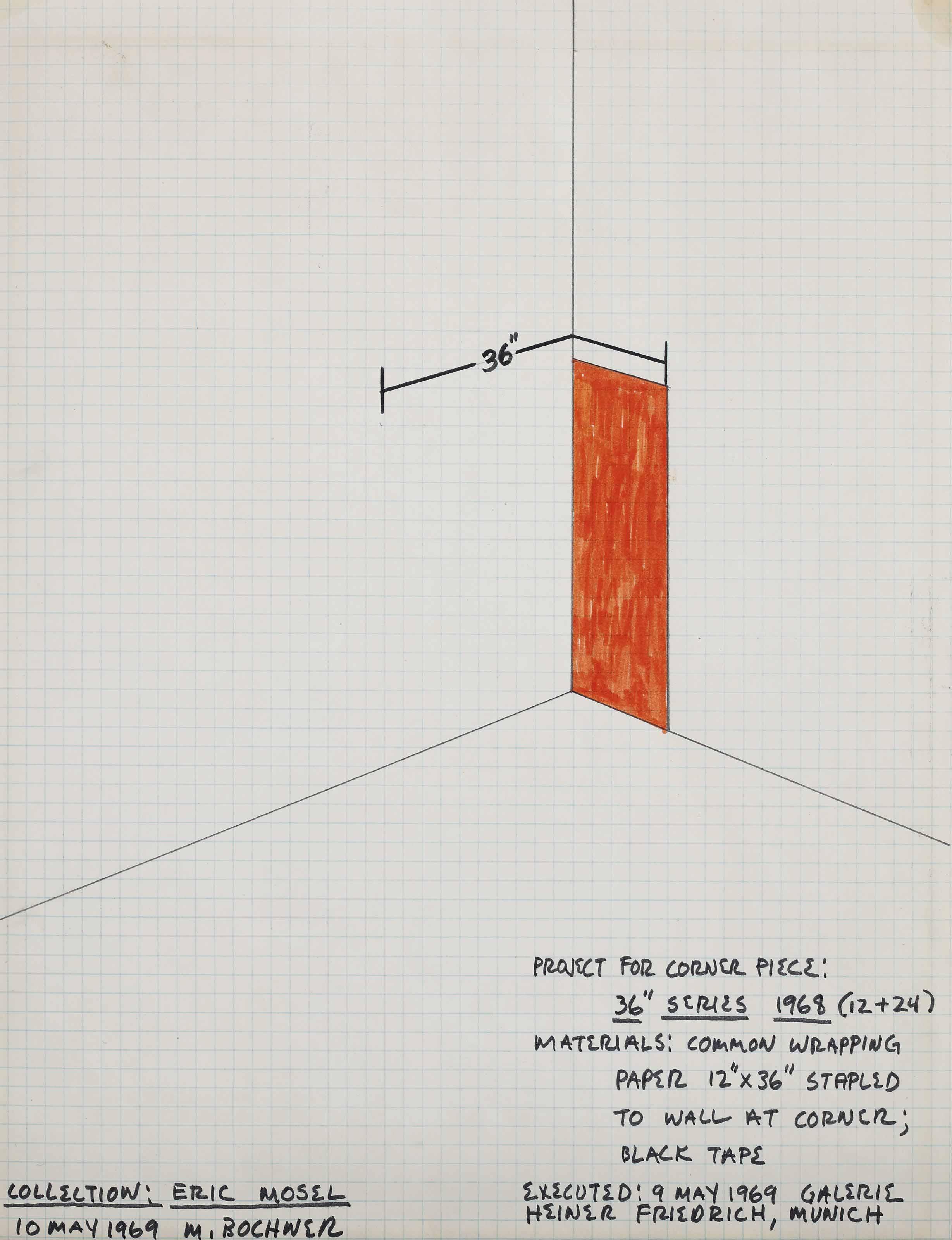 Mel Bochner (b. 1940)