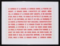 La Lettre d. (The Letter d.)