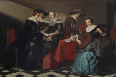 Circle of Pieter Codde (Amster