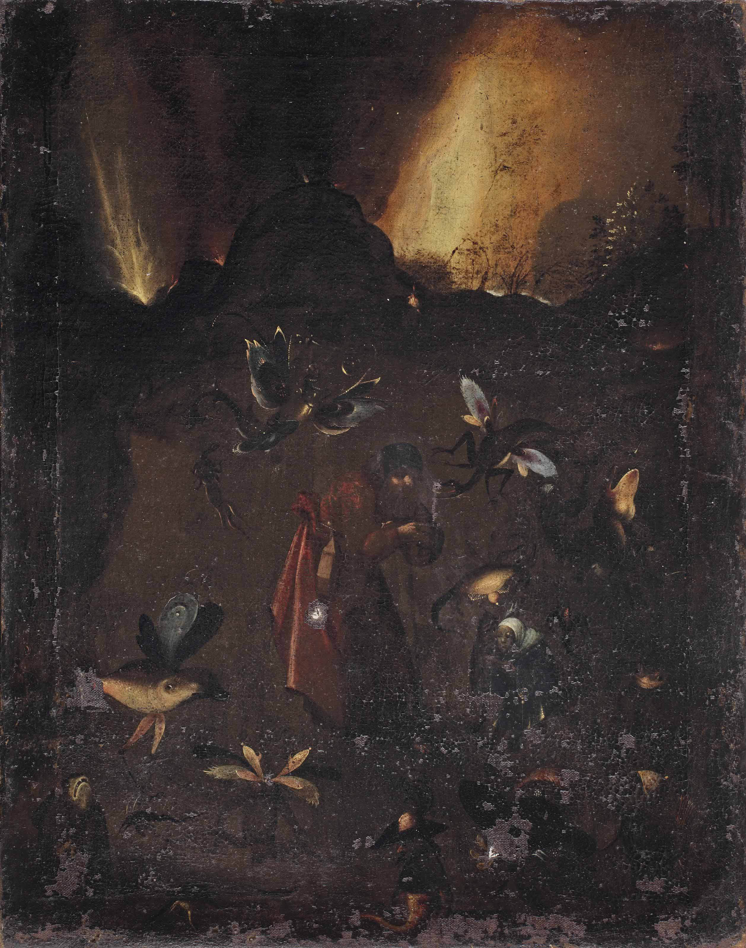 Follower of Jheronimus Bosch,