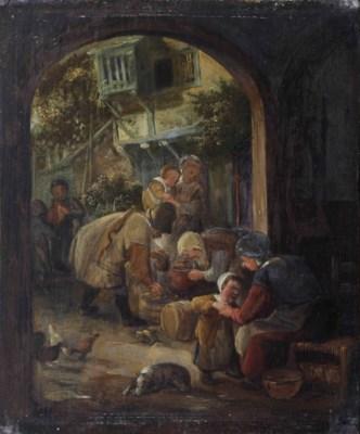 Attributed to Adriaen van Osta
