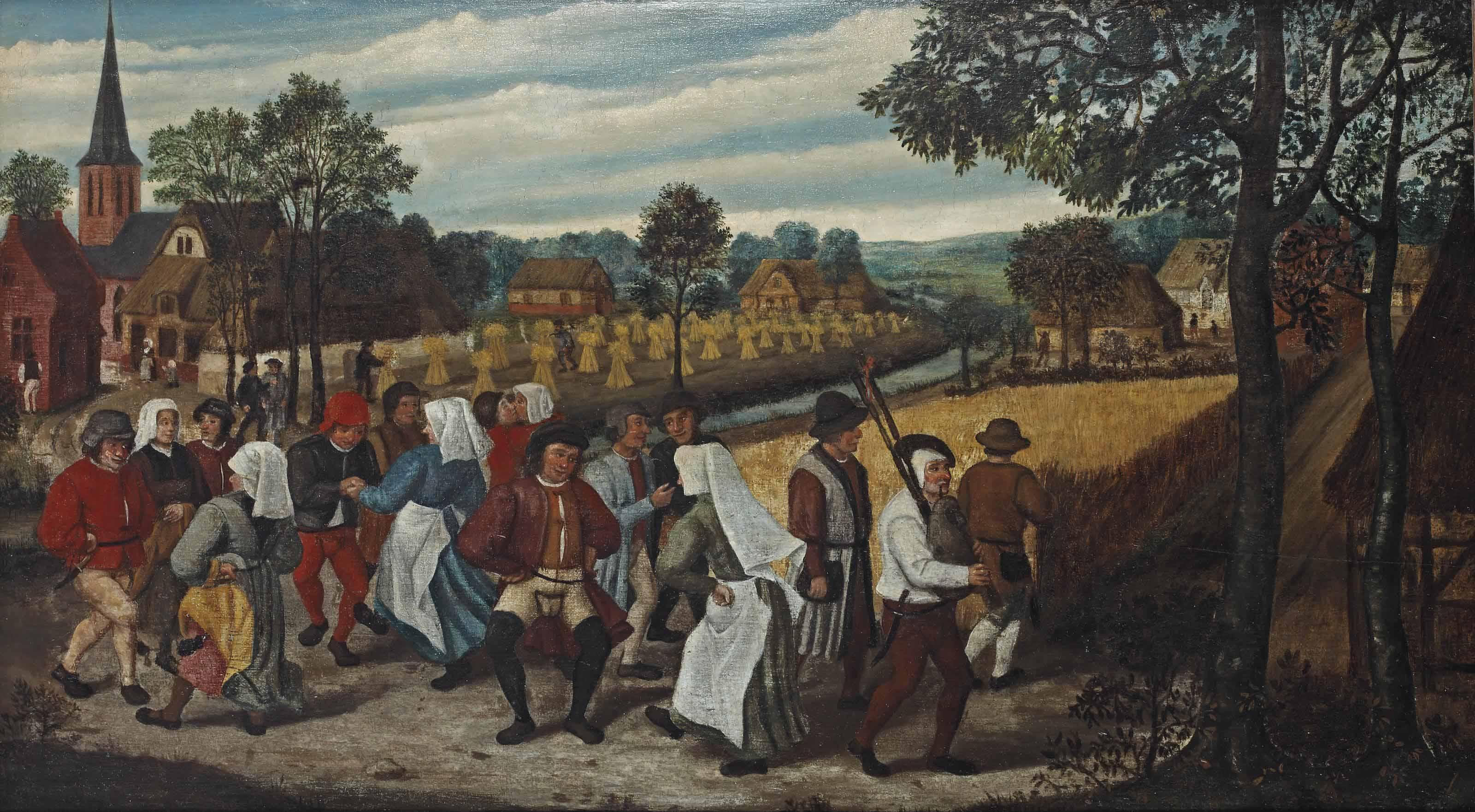 Circle of Marten van Cleve (An