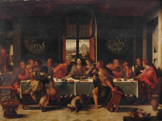 Follower of Pieter Coecke van