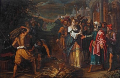 Adriaen van Nieulandt (Antwerp