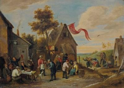 Thomas van Apshoven (Antwerp 1