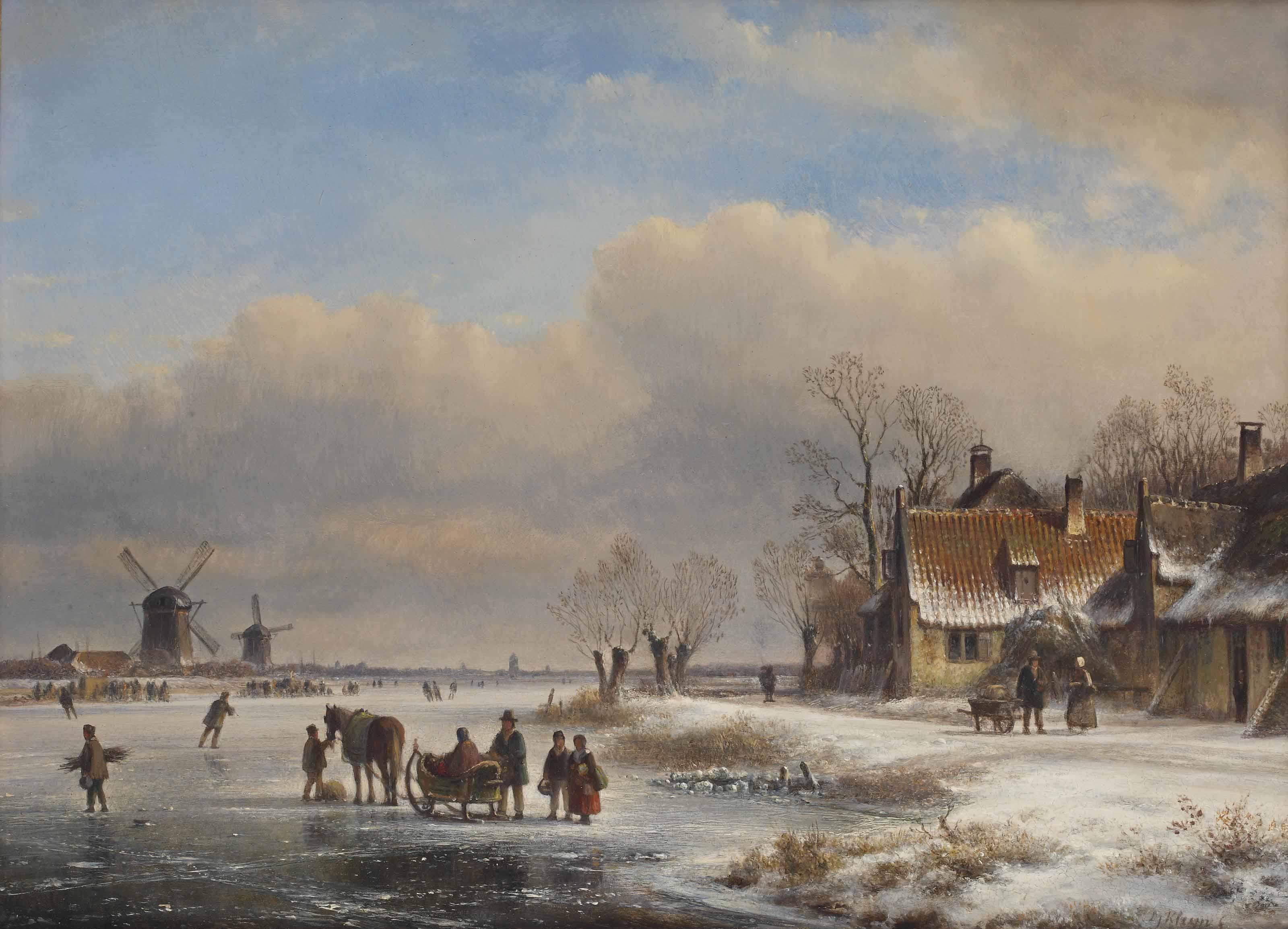 Lodewijk Johannes Kleyn (The H