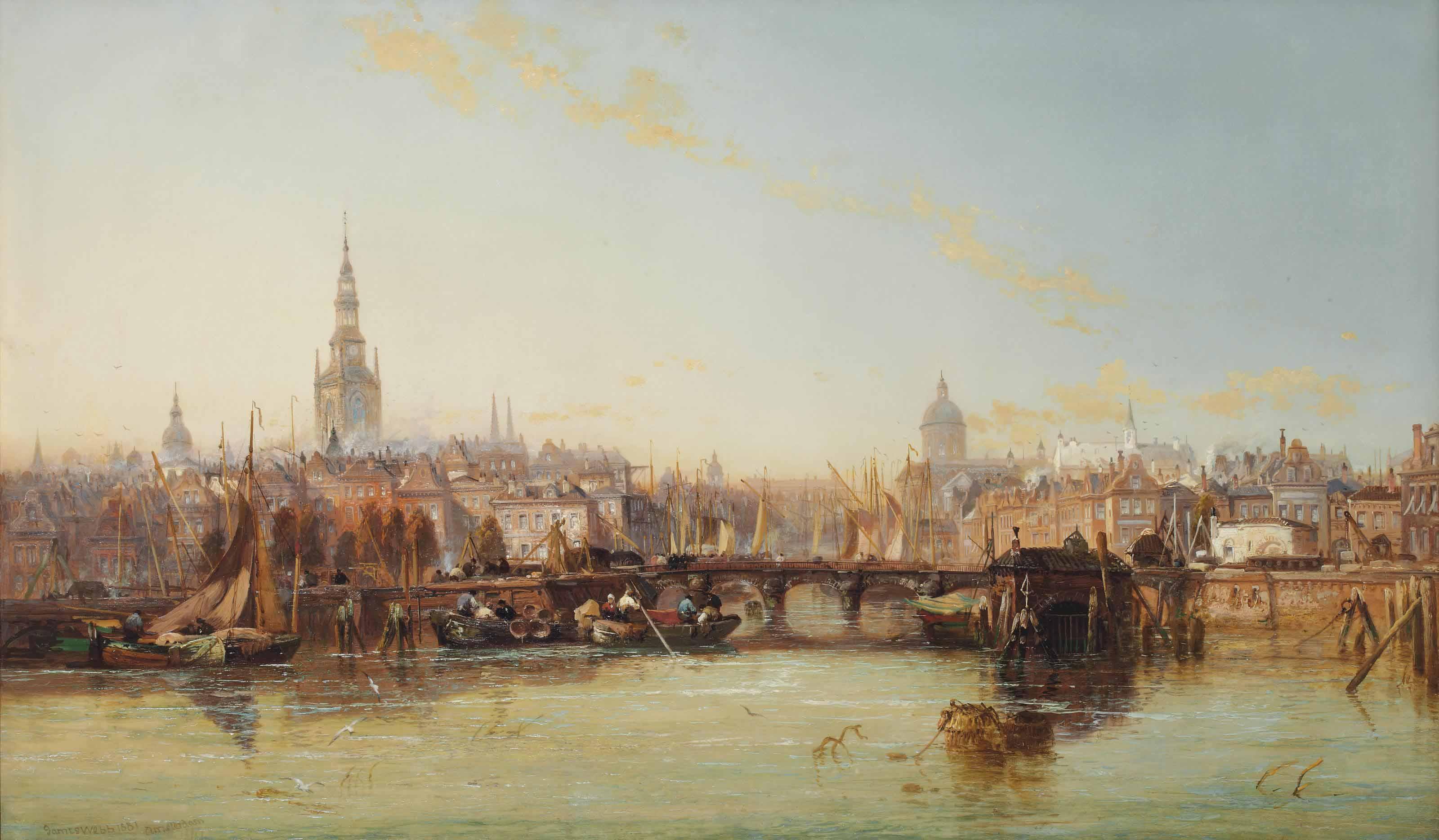 James Webb (Chelsea 1825-1895