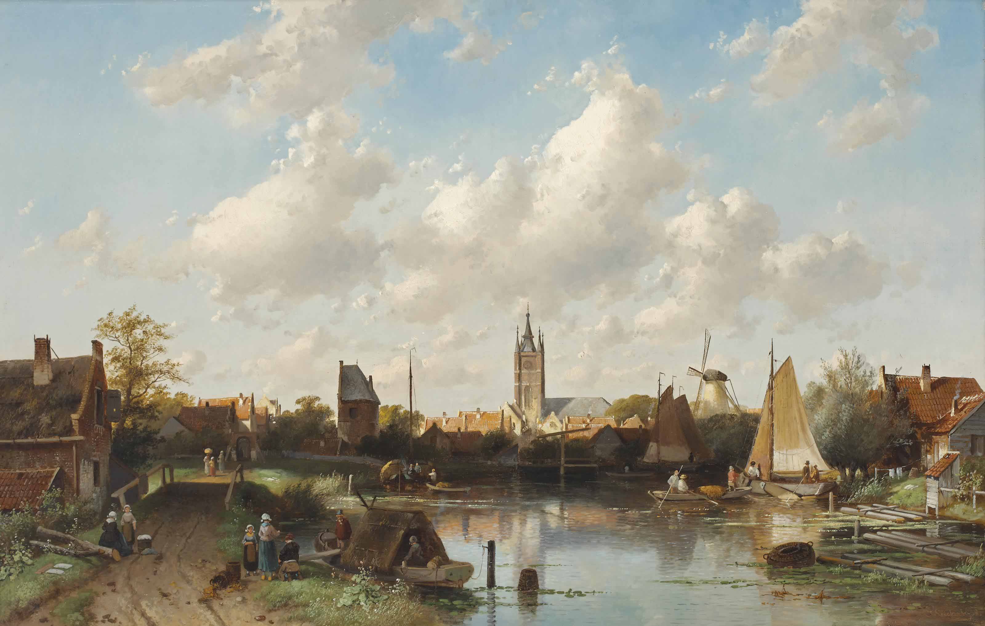 Charles Leickert (Brussels 181