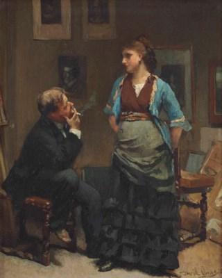 David Oyens (Amsterdam 1842-19