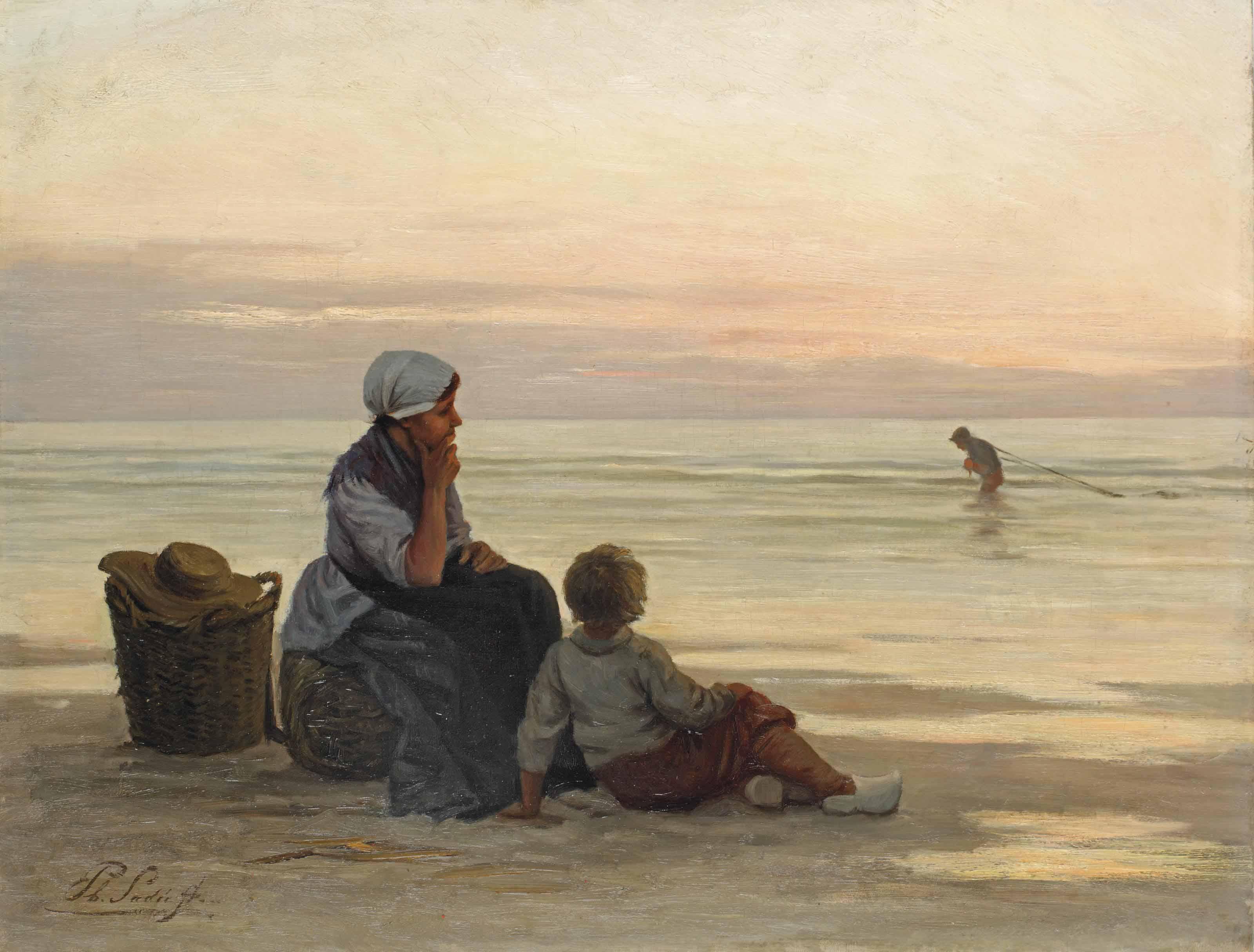 Philip Sadée (The Hague 1837-1